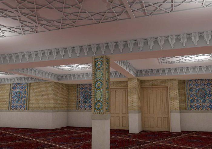مسجد علی ابن ابی طالب چیتگر