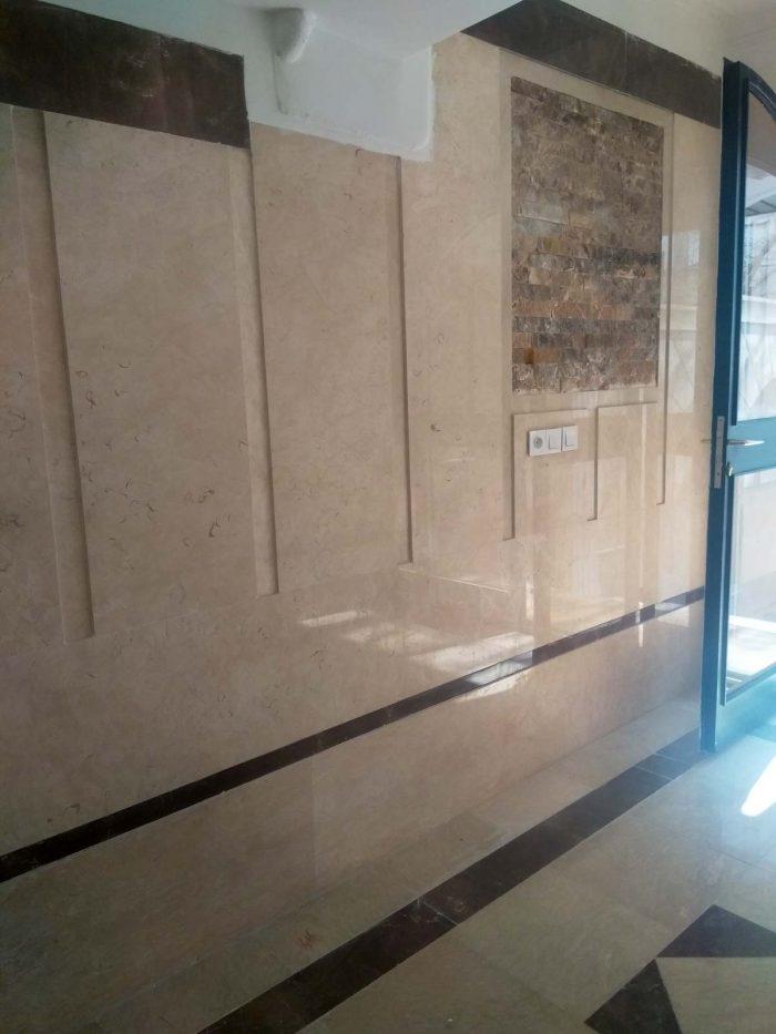 بازسازی ساختمان مسکونی ظفر